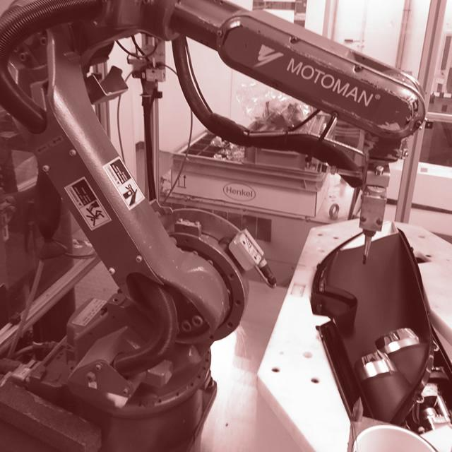 LITE-wire production robot