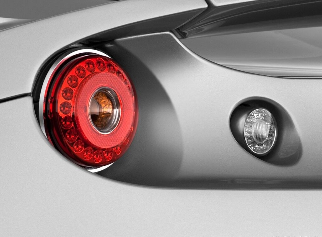 Lotus Evora rear light cluster