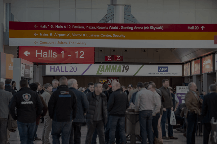 LAMMA show & exhibition